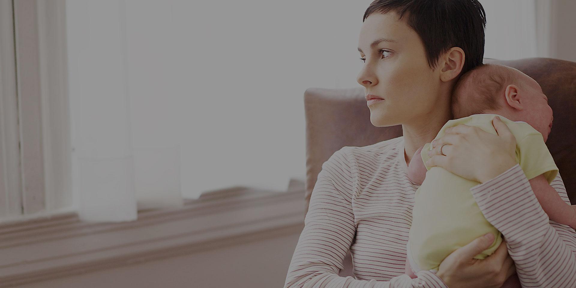 Симптомы и признаки послеродовой депрессии